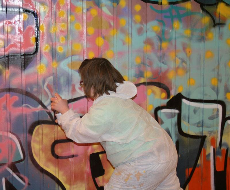Grafittiverksted