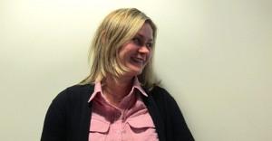 Vernepleier, pedagog og spesialidrettspedagog Hilde Christoffersen Lindstøl. Foto: Bente Nilssen Owren