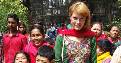 Vernepleier i Nepal