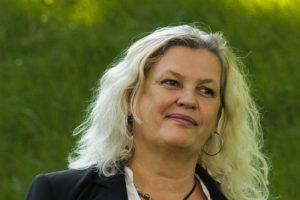 Vernepleier Britt Evy Westergård