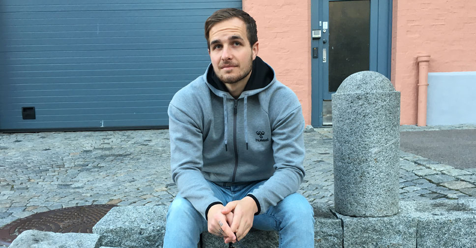 Vernepleier André Søreide
