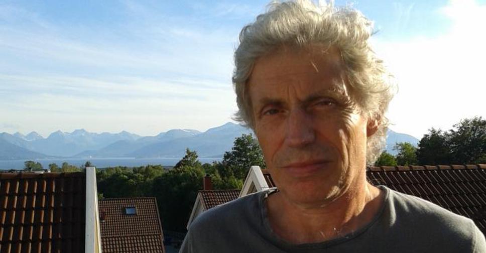 Studieleder Hans Petter Iversen