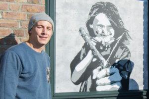Torgeir Riise - Street art