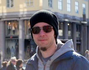 Vernepleier Roy Inge Holtet