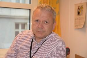 Seniorrådgiver John-Ingvard Kristiansen