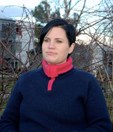 Vernepleier og erfaringskonsulent Julie Frigård Storsve