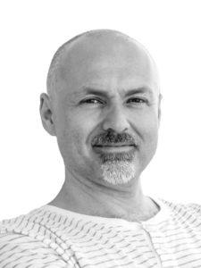 Webredaktør Thomas Owren